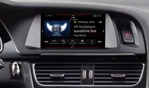 Audi-A4-DAB-Digital-Radio-X702D-A4